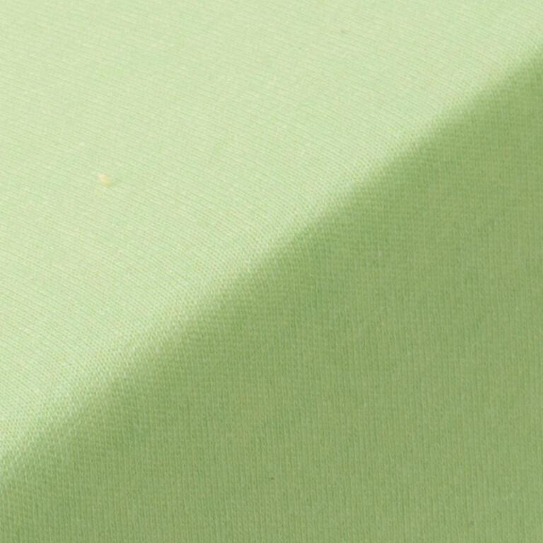 Napínací prostěradlo jersey EXCLUSIVE zelené jablko dvojlůžko - 2