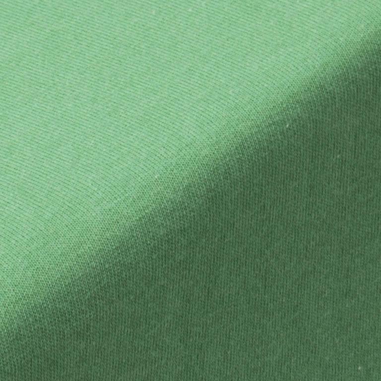 Napínací prostěradlo jersey EXCLUSIVE zelená jednolůžko - 2