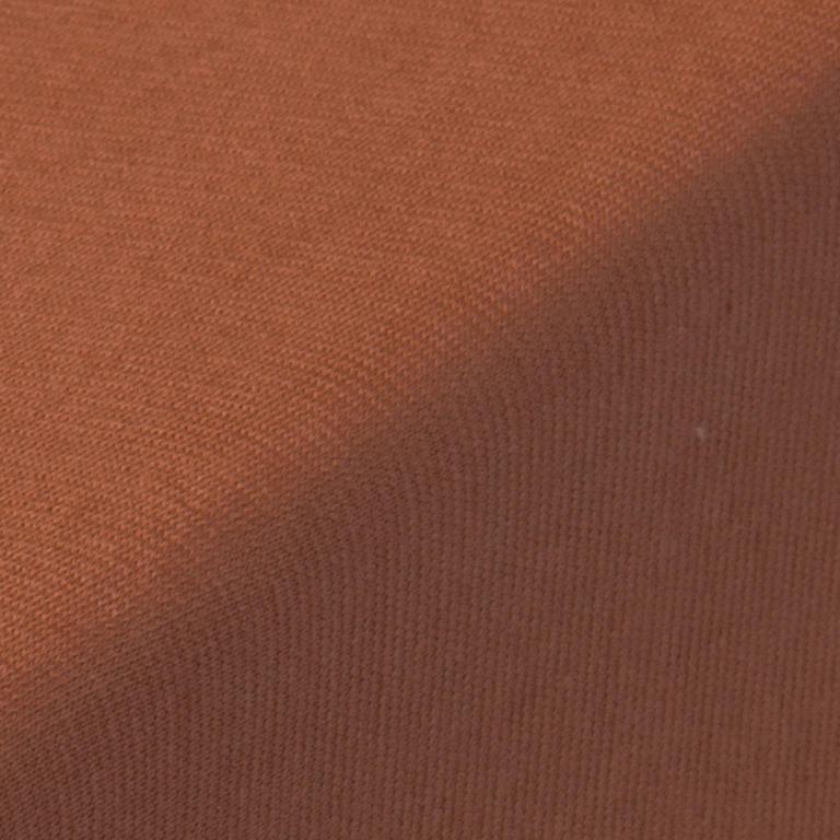 Napínací prostěradlo jersey EXCLUSIVE cihlová dvojlůžko - 2