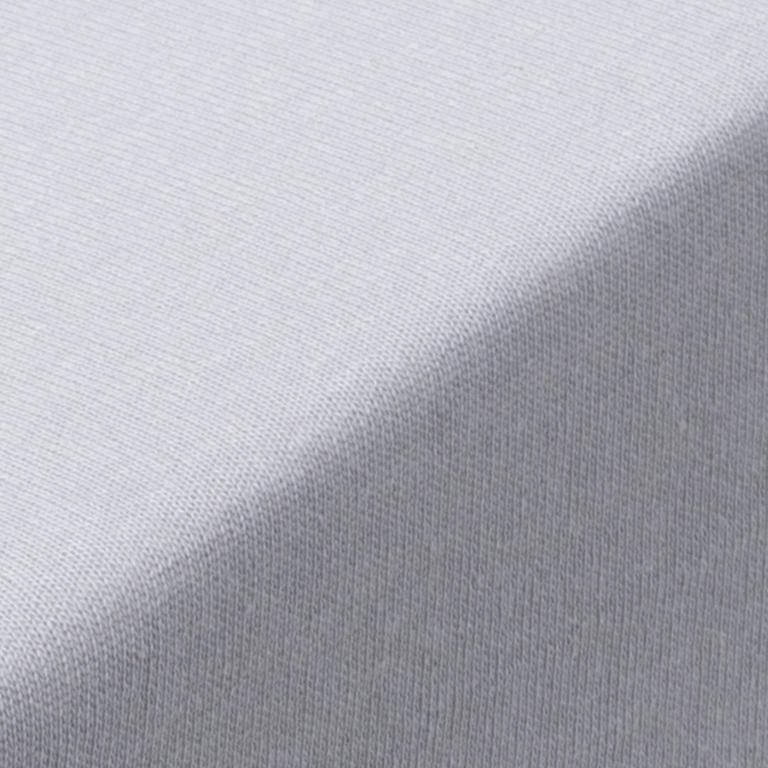 Napínací prostěradlo jersey EXCLUSIVE platinově šedá jednolůžko 2 ks - 2