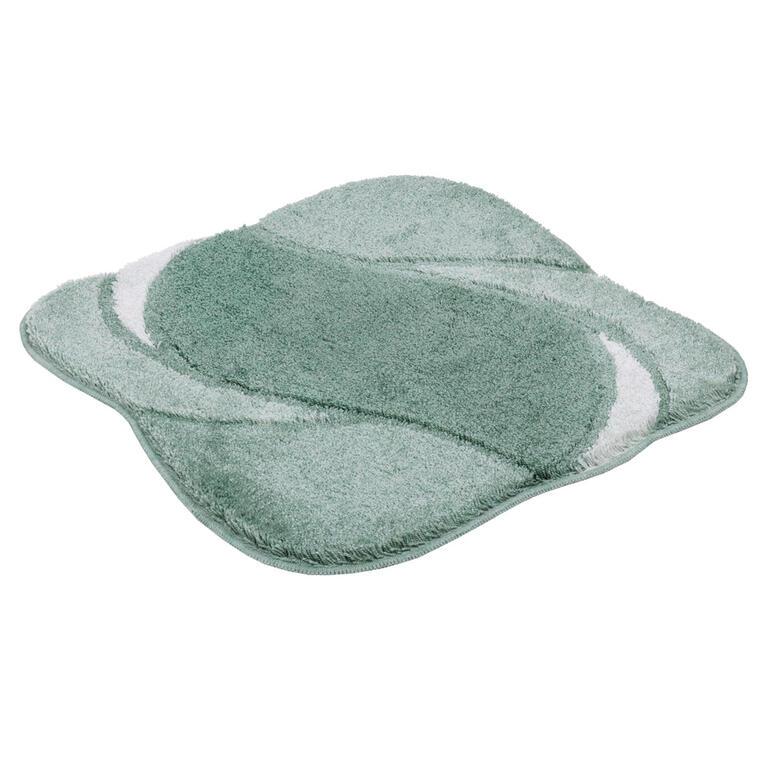 Koupelnová předložka REGENT zelená k umyvadlu - 2