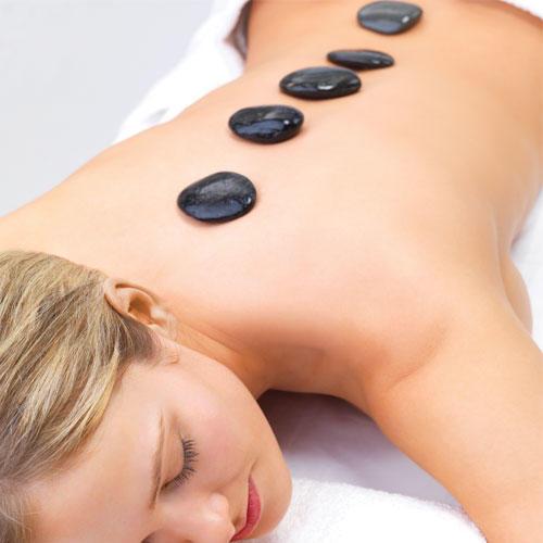 Masážní lávové kameny  - 2
