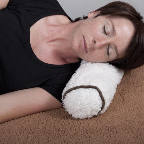 Relaxační polštářek z mikrovlákna  - 2