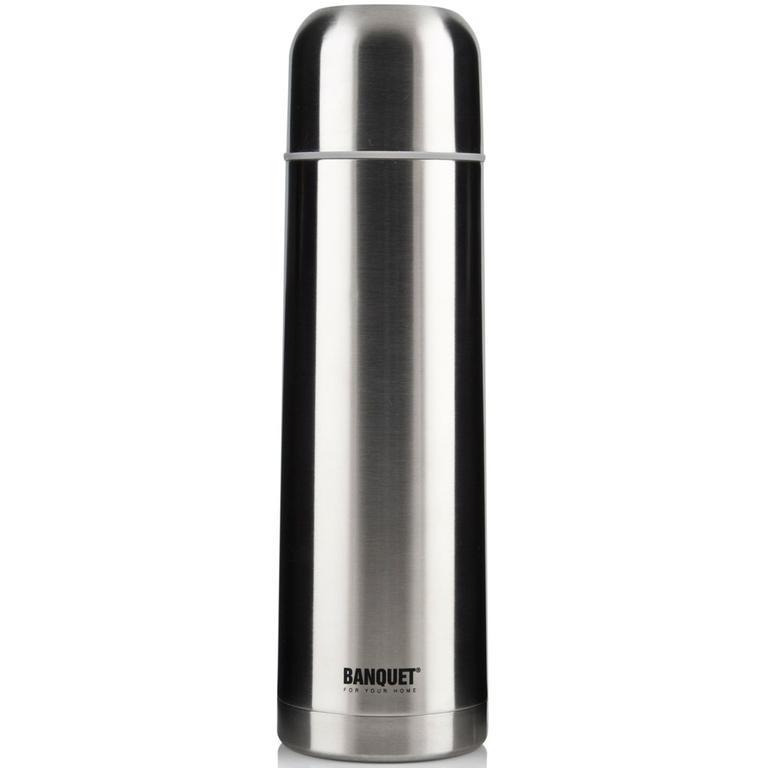 Nerezová termoska Akcent, BANQUET 0,75 l - 3