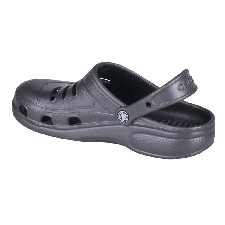 Pánské sandály COQUI KENSO šedé  - 3