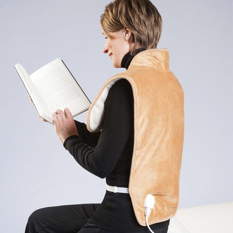 Hřejivá vesta na záda a ramena  - 3
