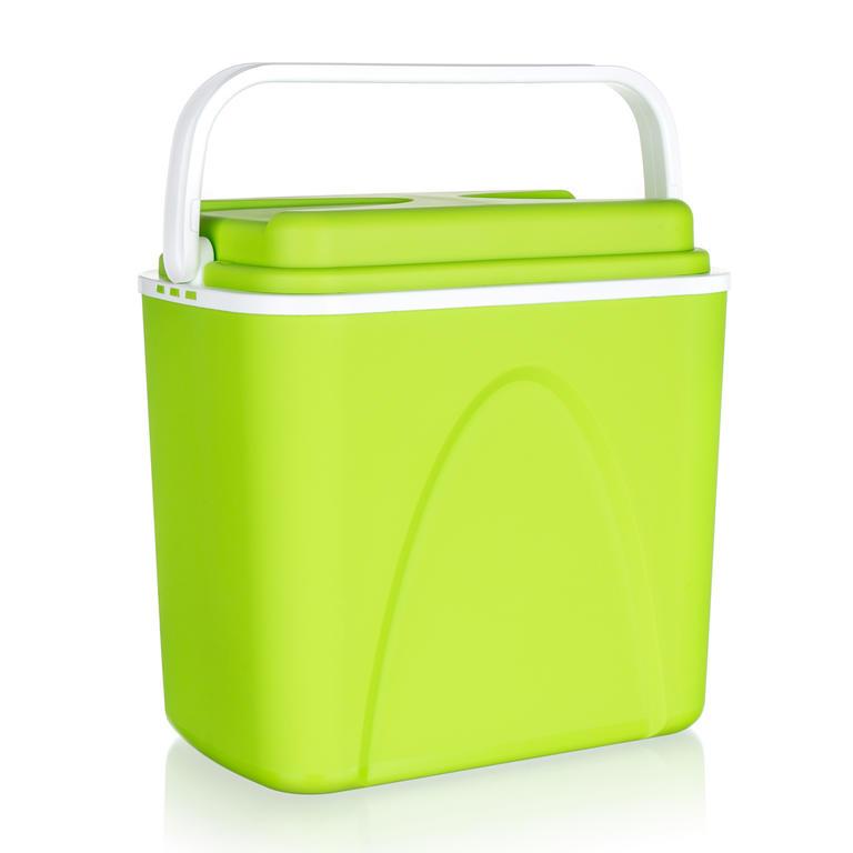 Chladící box 24 l světle zelený, BANQUET  - 3
