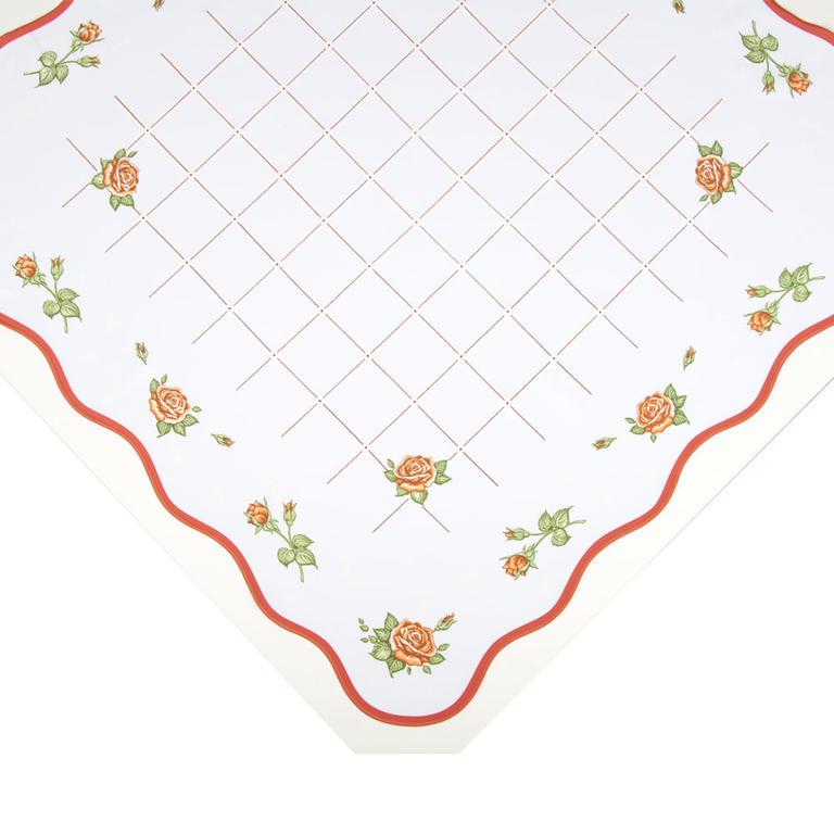 Ubrus s růžemi 120 x 140 cm - 3