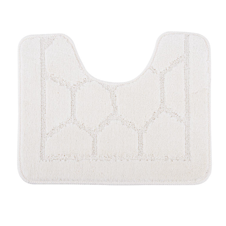 Koupelnové předložky GRUND krémové  - 3