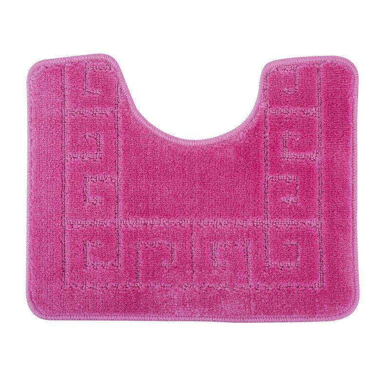 Koupelnové předložky GRUND růžové  - 3