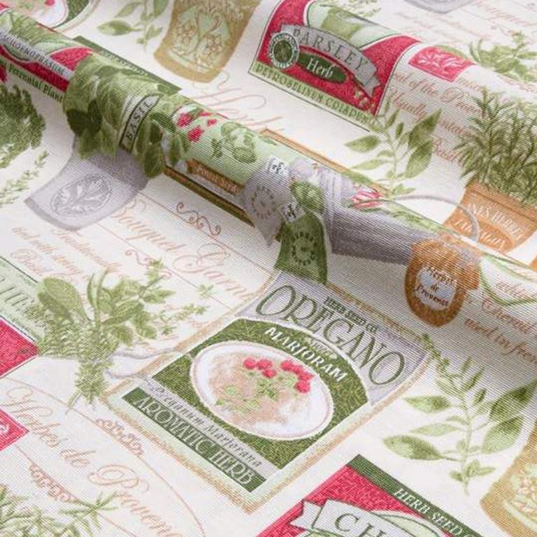 Ubrus patchwork Herb 140 x 180 cm - 3