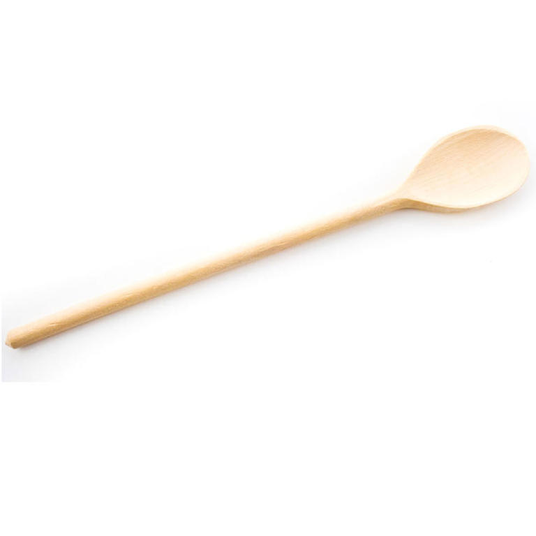 Dřevěná vařečka oválná Brillante, BANQUET  - 4