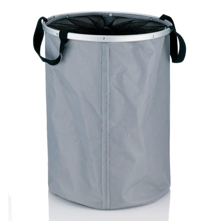 Koš na prádlo NERA šedý - 4