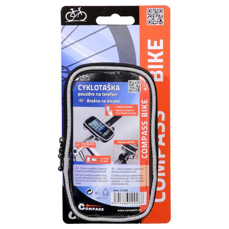 Cyklotaška - pouzdro telefon, Compass  - 4