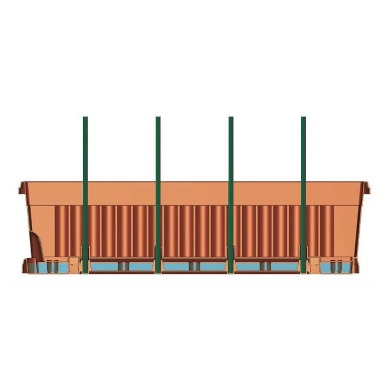 Bylinková zahrádka na balkón  - 4