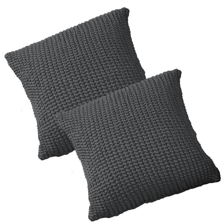 Super strečové potahy GLAMOUR šedé relaxační křeslo (š. 70 - 90 cm) - 6