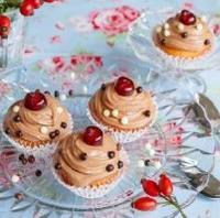 Sváteční cupcakes