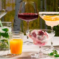 Crystal Banquet - sklenice pro každý drink