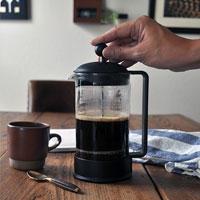 Naučte se připravovat kávu ve french pressu