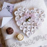 Ručníky pro nevěstu