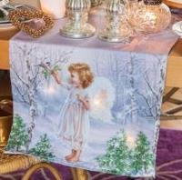 Vánoční andělské téma
