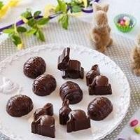 Ledová čokoláda pro koledníky