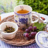 Bylinkový čaj z levandule