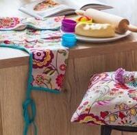 Textil v etno stylu
