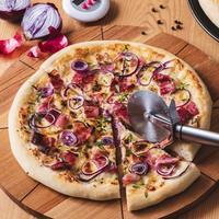 Alpská pizza
