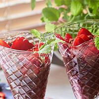 5 jarních jahodových radostí