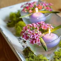 Jarní svícny