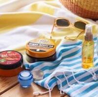 Domácí kosmetika k vodě