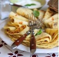 Tradiční bramborové lokše