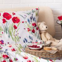 Květinová ložnice
