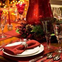 Prostřete na Štědrý večer stůl slavnostně