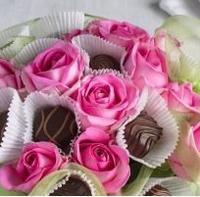 Kytice s čokoládou