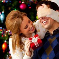 Překvapte svého manžela pod stromečkem