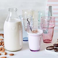 Domácí výrobky z mléka
