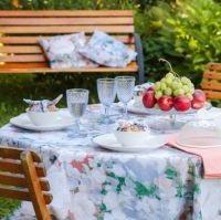 Zahradní ubrus Monet