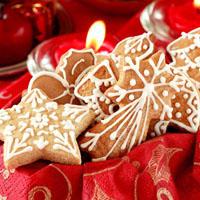 Upečte si tradiční vánoční cukroví. Tentokrát zdravě