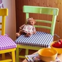 Sedáky pro pohodlné židle