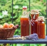 Meruňkový sirup