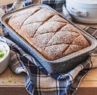Čtyřzrnný špaldový chléb