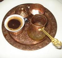 Připravte si kávu v džezvě