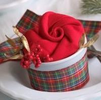 Ubrousky pro Štědrý den