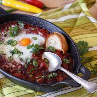 Mexická vejce
